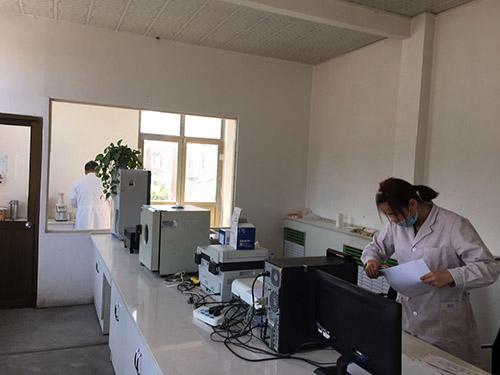 专业的化验室
